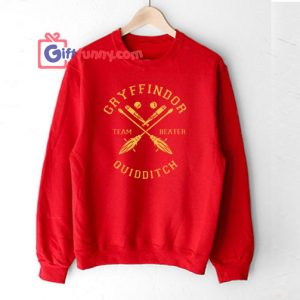 Gryffindor - Team Beater Sweatshirt