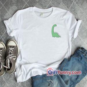 'I'm a Herbivore' Dinosaur T-Shirt – Funny Shirt