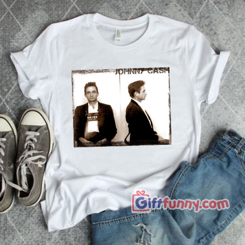 Johnny-Cash-T-Shirt.-Johnny-Cash T-Shirt On Sale - Gift funny Shirt
