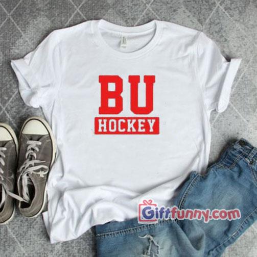 BU-HOCKEY-T-Shirt
