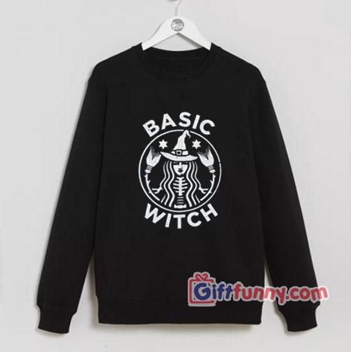 Basic-Witch-Sweatshirt----Gift-Funny-Sweatshirt
