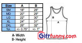 Tank TopSize - USA Tank top - Funny's Tank Top