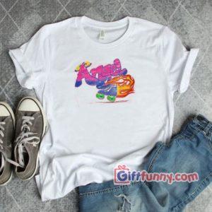 Angel Roller skates Shirt – Funny's Gift Shirt