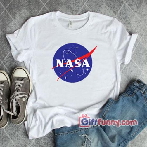 Nasa T-shirt – Funny's Nasa gift Shirt
