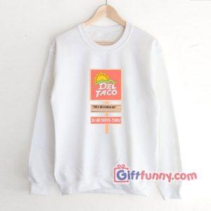 Fresh Avocado vine Sweatshirt – Funny Tacos Sweatshirt