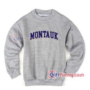 MONTAUK Sweatshirt – Funny's Sweatshirt