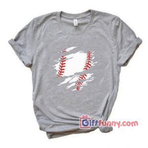 Baseball addict Shirt - Funny Shirt