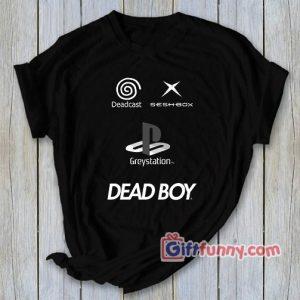 DEAD BOY - GREY STATION Sweatshirt