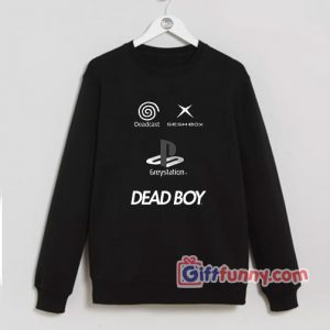 DEAD BOY – GREY STATION Sweatshirt