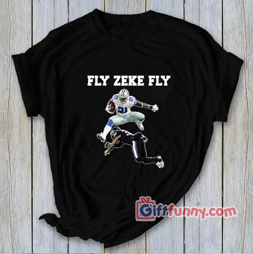 FLY ZEKE FLY Shirt – Funny's Shirt