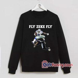 FLY ZEKE FLY Sweatshirt – Funny's Sweatshirt