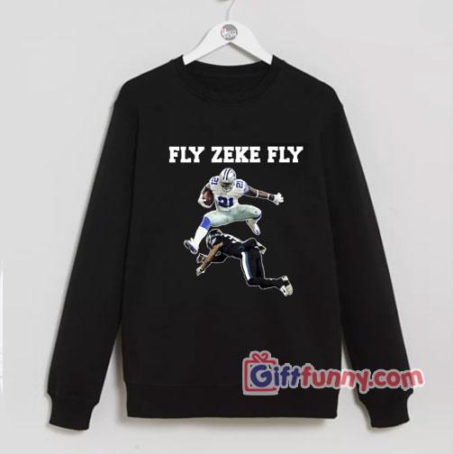 FLY-ZEKE-FLY-Sweatshirt---Funny's-Sweatshirt