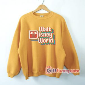 Walt Disney World Sweatshirt 300x300 - Gift Funny Coolest Shirt