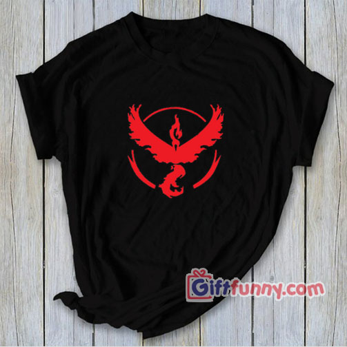 Team valor shirt- Funny's Shirt