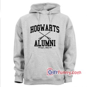 Hogwarts Alumni Hoodie – Funny's Hogwarts hoodie