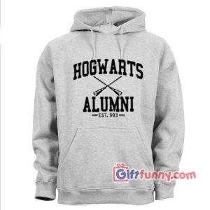 Hogwarts Alumni Hoodie - Funny's Hogwarts hoodie