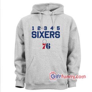 Philadelphia 76ers Hoodie - Funny's Hoodie