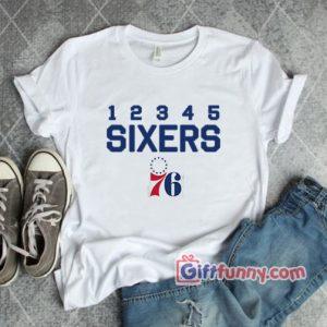 Philadelphia-76ers-T-Shirt---Funny's-Shirt