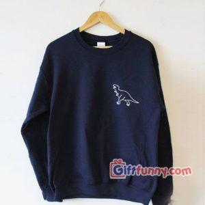 Dinosaur Sweatshirt - Funny's Dino Sweatshirt