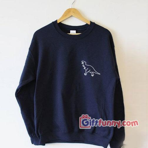 Dinosaur Sweatshirt – Funny's Dino Sweatshirt