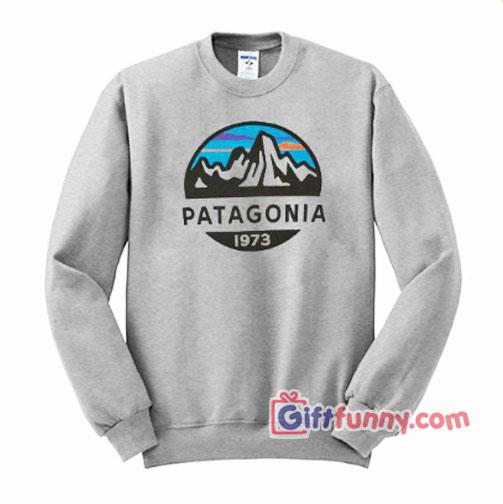 PATAGONIA 1973 Sweatshirt – Funny's Sweatshirt