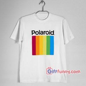 Polaroid T-Shirt - Funny's Shirt