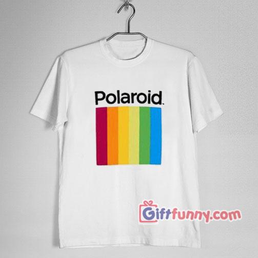 Polaroid T-Shirt – Funny's Shirt
