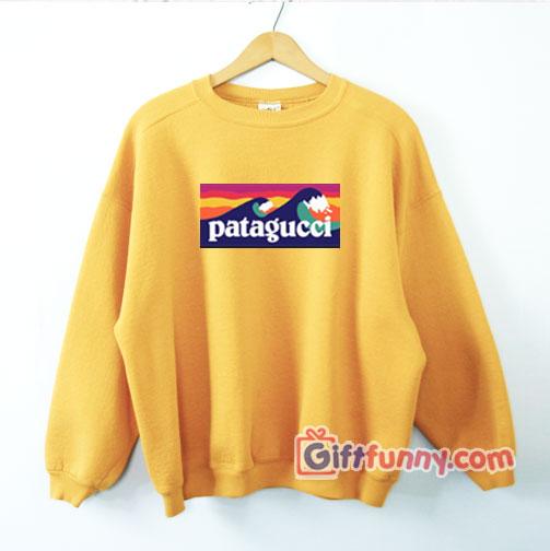 patagucci-Sweatshirt