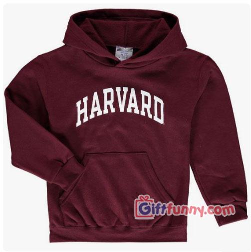 HARVARD Hoodie - Funny's Hoodie