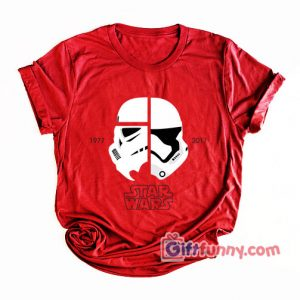 New Star Wars 40th Anniversary Shirt - Stormtrooper Shirt - Funny's Shirt