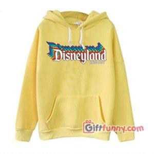 Vintage Disneyland Resort Hoodie – Vacation Disney Hoodie – Funny's Disney Hoodie