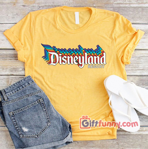 Vintage Disneyland Resort Shirt – Vacation Disney Shirt – Funny's Disney Shirt