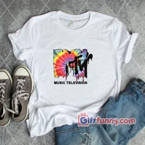 Vintage MTV Shirt – Funny's Shirt