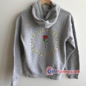 Troyen Sivan Suburbia Rose Hoodie – Funny's Hoodie