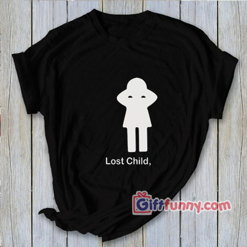Radiohead Lost Child Band T Shirt – Funny Shirt