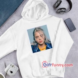 Billie-Eilish-Pop-Music-Singer-Girl-Star-Hoodie---Funny-Hoodie
