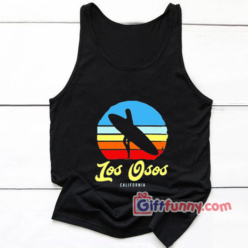 Los Osos Californis Tank Top – Funny Tank Top – Funny Gift
