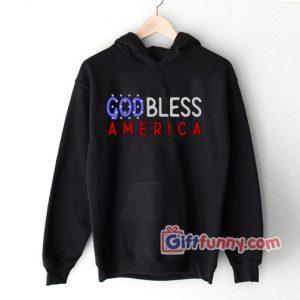 God Bless America Hoodie Parody Hoodie Funny Coolest Hoodie Funny Gift 300x300 - Gift Funny Coolest Shirt