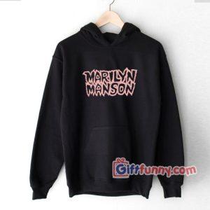 Vintage-Marilyn-Manson-Hoodie