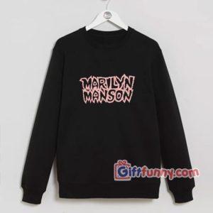 Vintage-Marilyn-Manson-Sweatshirt