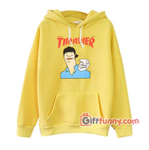 Gonz Cover Thrasher Hoodie