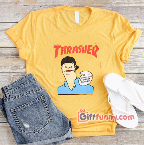Gonz Cover Thrasher T-Shirt