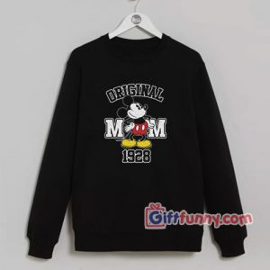 ORIGINAL MICKEY MOUSE 1928 Sweatshirt 300x300 - Gift Funny Coolest Shirt