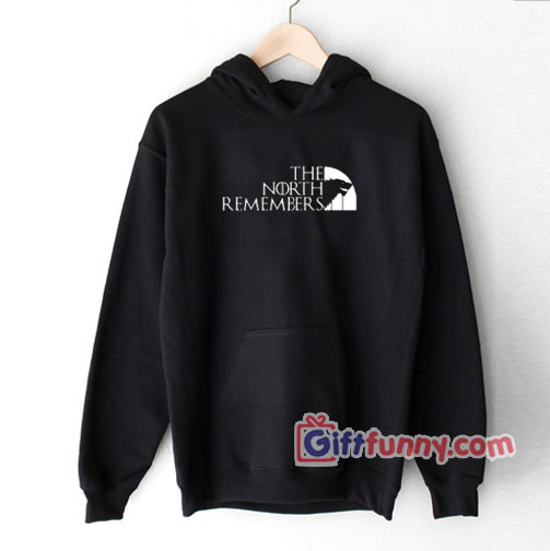 The North Remembers Game Of Thrones Hoodie