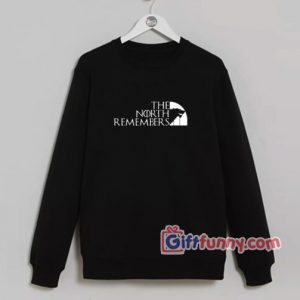 The North Remembers Game Of Thrones Sweatshirt 300x300 - Gift Funny Coolest Shirt