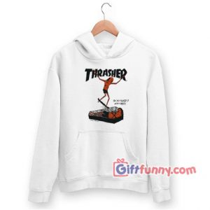Thrasher Neckface Logo Coffin Hoodie 300x300 - Gift Funny Coolest Shirt