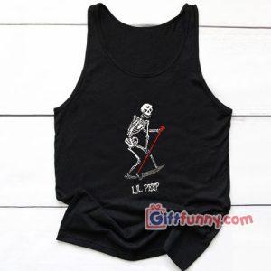 OG Skeleton  – Lil peep Tank Top